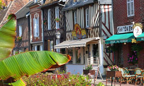 Beuvron-en-Auge, au cœur du Calvados