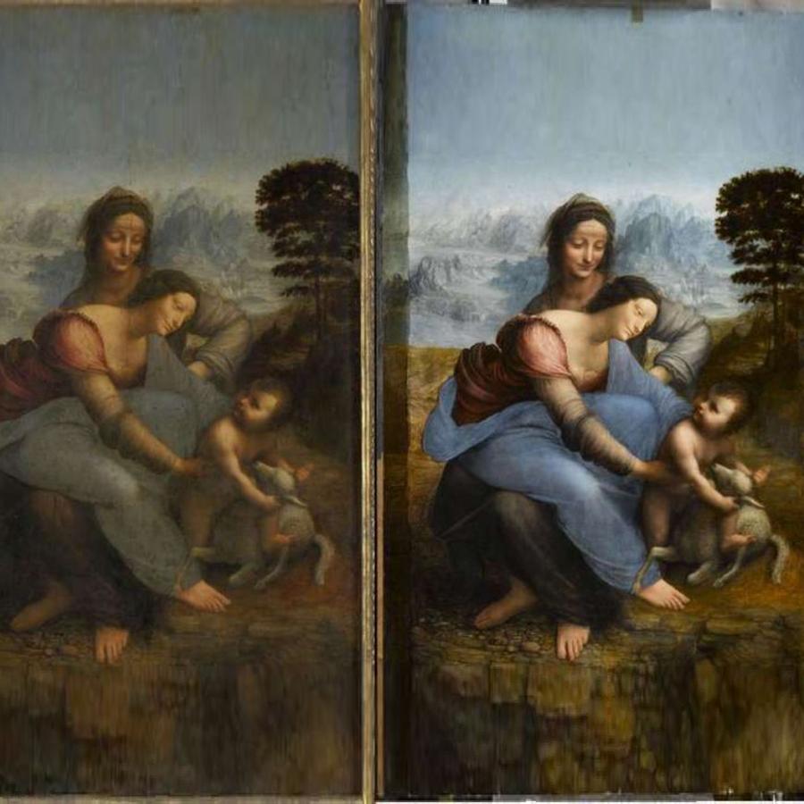 Nettoyer Un Vieux Tableau 6 questions réponses sur la restauration de tableaux anc
