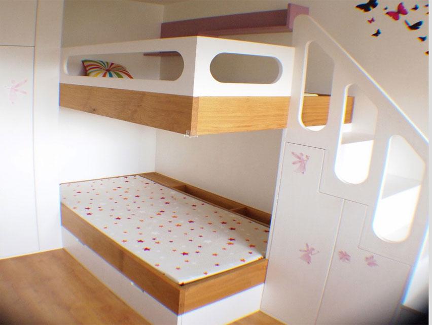 lit cabane lit superpos bureau modulable du sur mes. Black Bedroom Furniture Sets. Home Design Ideas