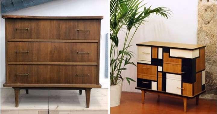 Audacieuse Ne jetez plus vos meubles anciens ! Pensez à les rénover... XV-44