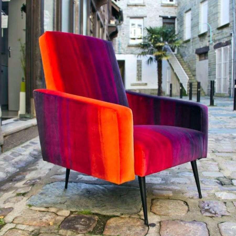 Relooker Un Fauteuil Voltaire comment transformer votre vieux fauteuil en un fauteuil